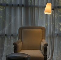 STAND LIGHTS / LAMP SHADES