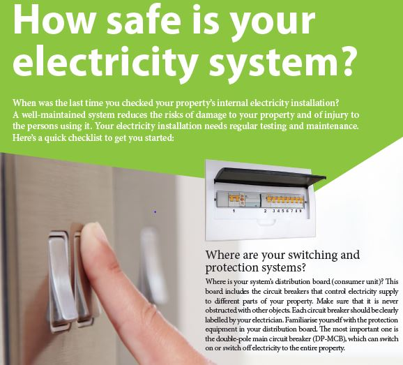 How safe is your electricity system? - Enemalta