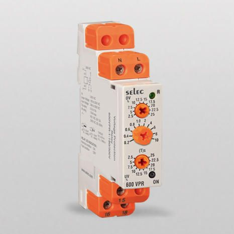 Voltage Protection Relay - 3 Phase
