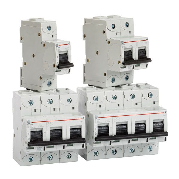 High Breaking Capacity Miniature Circuit Breakers
