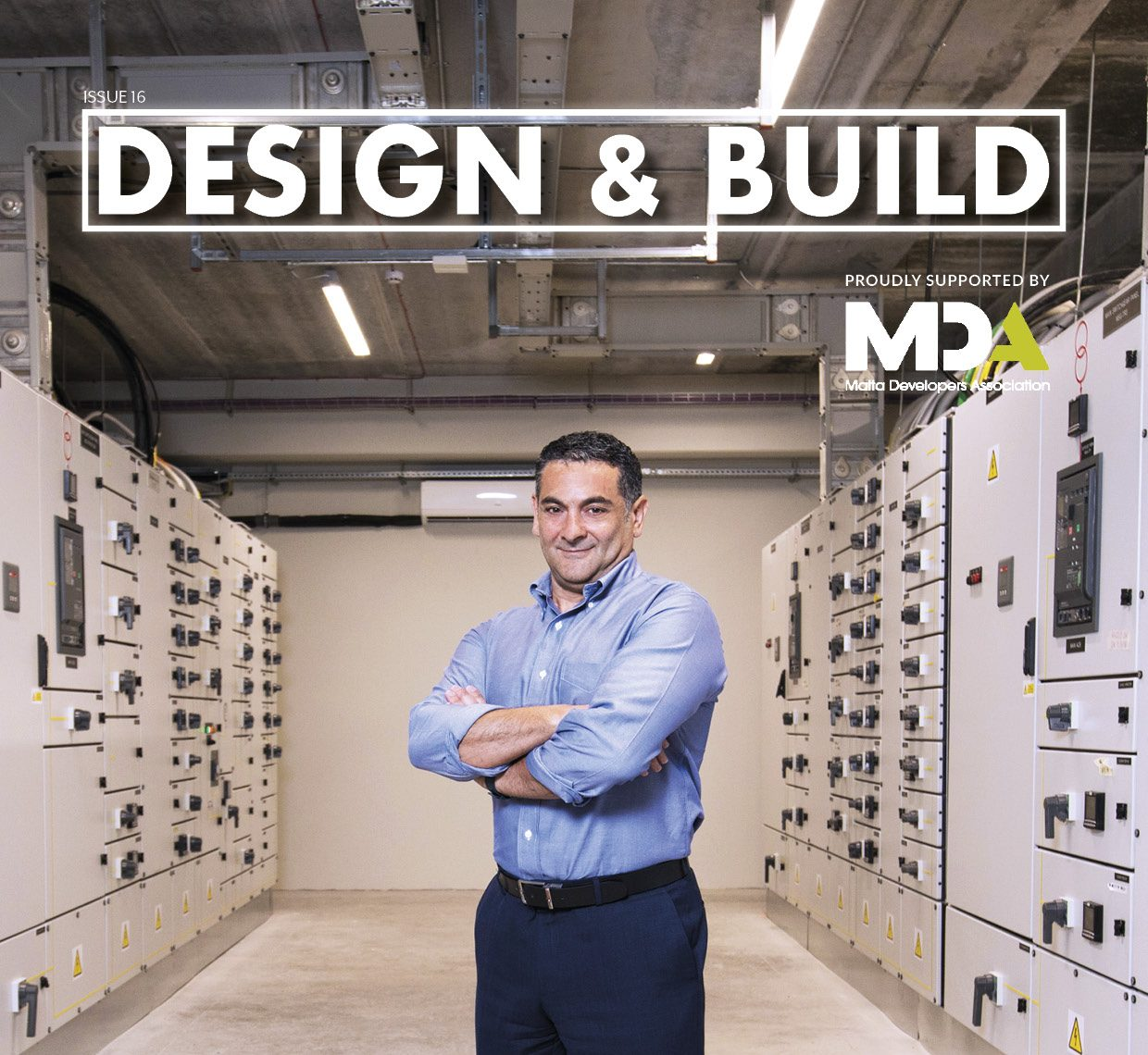 Hydrolectric Limited featured in issue 16 of Design & Build.